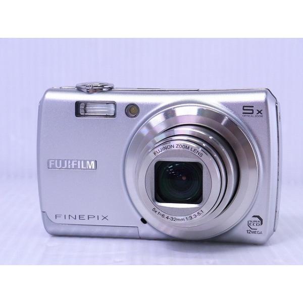 [中古] コンパクトデジタルカメラ FUJIFILM FinePix F100fd