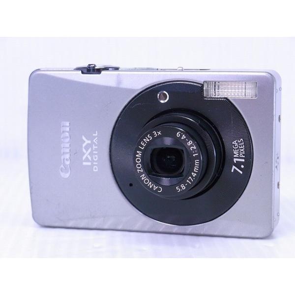 [中古] コンパクトデジタルカメラ Canon IXY DIGITAL 90