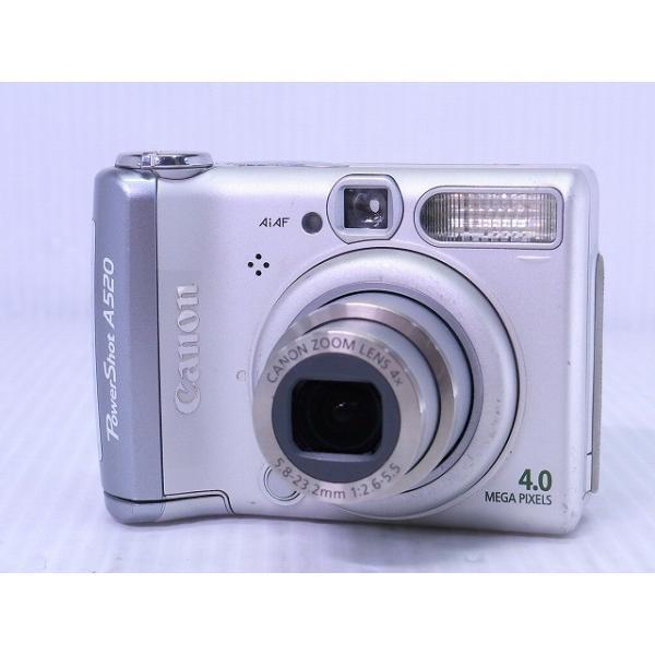 [中古] コンパクトデジタルカメラ Canon PowerShot A520