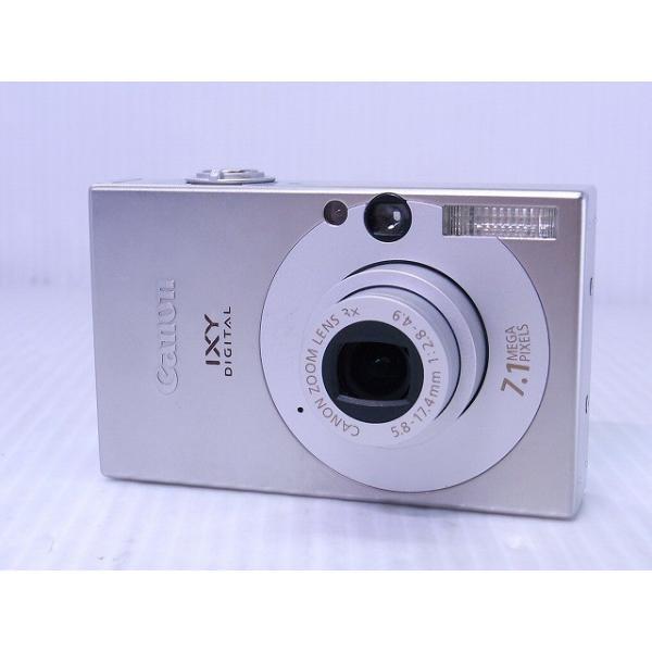 [中古] コンパクトデジタルカメラ Canon IXY DIGITAL 10 シルバー
