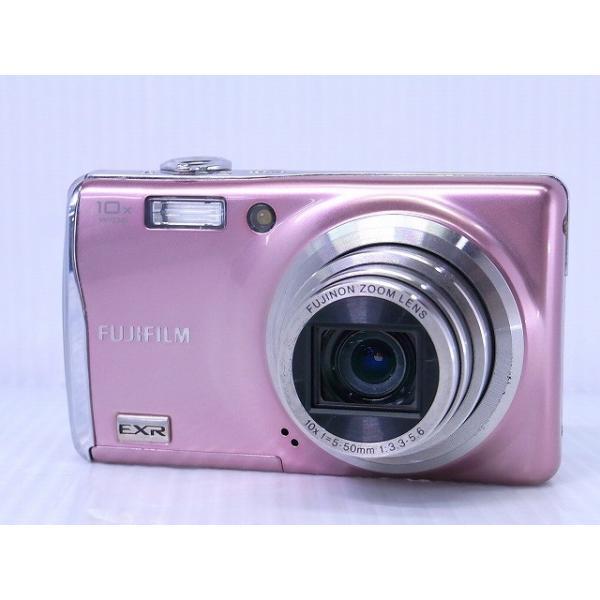 [中古] コンパクトデジタルカメラ FUJIFILM FinePix F70EXR ピンク