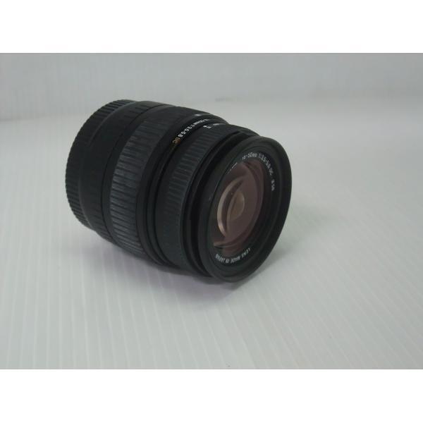 中古 交換レンズ シグマ 18-50mm F3.5-5.6 DC キャノン用