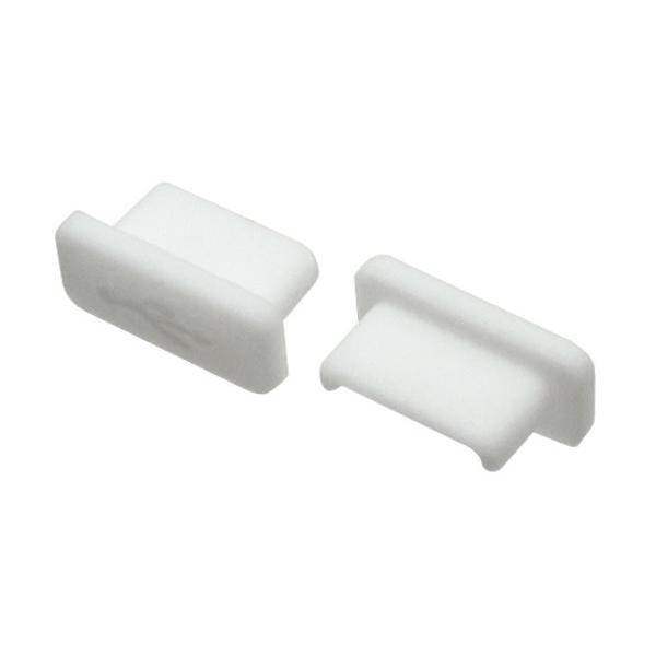 USB3.1 Type-C用・防塵キャップ ソフトタイプ 2個セット 【IC-07CPC】|akibahobby|03