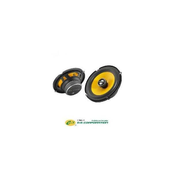 ジェイエルオーディオ JL AUDIO C1シリーズ 16.5cm2wayコアキシャルスピーカー 【国内正規輸入品】 JL-C1-650x