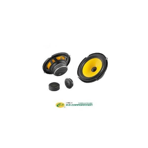 ジェイエルオーディオ JL AUDIO C1シリーズ 16.5cm 2wayセパレートスピーカー 【国内正規輸入品】 JL-C1-650