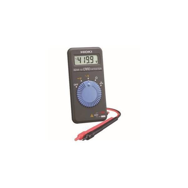【メール便選択可】HIOKI 3244-60 カードハイテスタ 日置電機