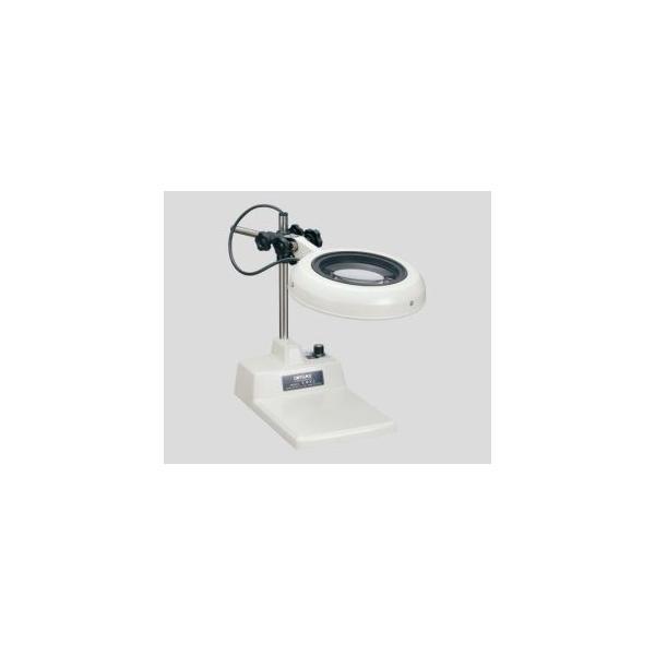 オーツカ光学 LED照明拡大鏡 10倍 ENVL-B型 2-3091-15 メーカー直送 代引不可