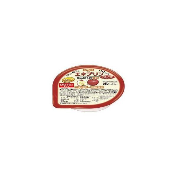 日清オイリオ エネプリン りんご味 40g