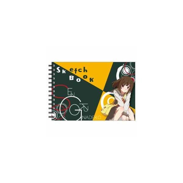 【メール便選択可】【予約】『終物語』 図案スケッチブック 千石撫子 HG9736