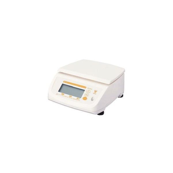 寺岡精工 DS-500N 10kg 防水型デジタル上皿はかり テンポ