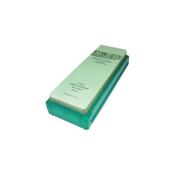 シャプトン 刃の黒幕 グリーン 中砥 #2000 セラミック砥石 K0703