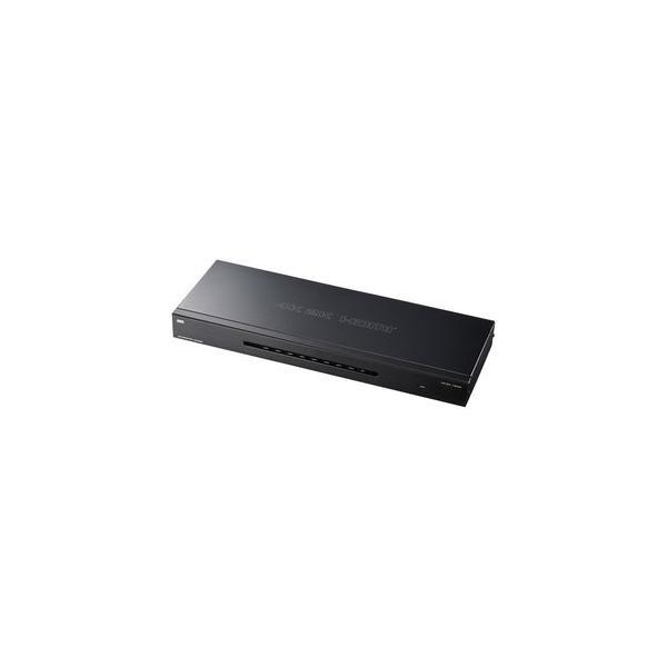 4K2K対応HDMI分配器(8分配) VGA-UHDSP8