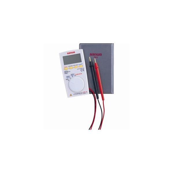 サンワ PM3 ポケット型 デジタルマルチメータ 三和電気計器 SANWA