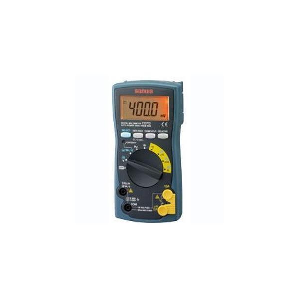 サンワ CD772 デジタルマルチメータ 三和電気計器 SANWA