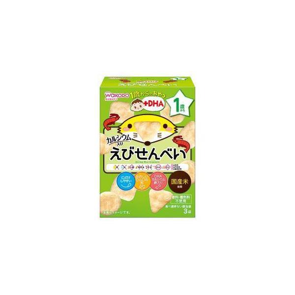 アサヒ えびせんべい 6gX3袋 IO01