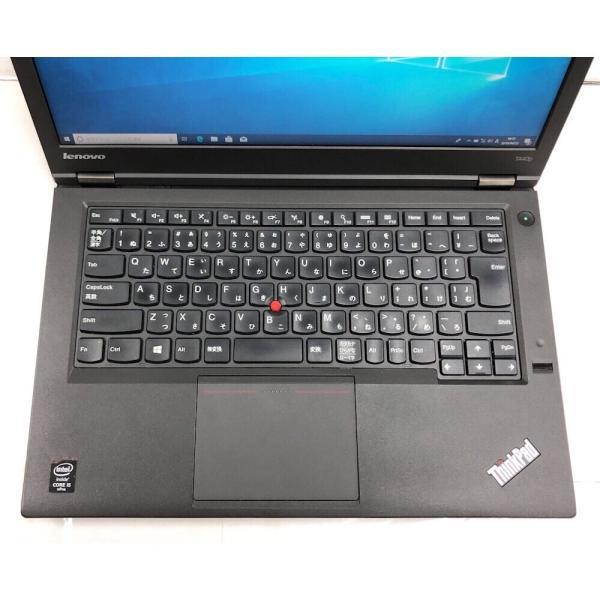 [中古]SSD搭載14.0型薄型モバイルノート Lenovo ThinkPad T440p (Core i3-4100M 2.5GHz/4GB/128GB/DVDRW/Wi-Fi/Webcam/Windows10 Pro)|akibapalette|02