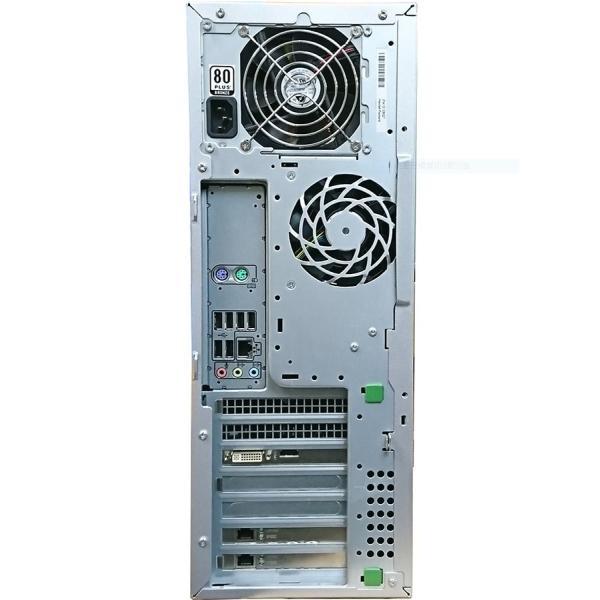 [中古] タワー型WS hp Z400 Workstation CT (4コア8スレッド Xeon W3565 3.2GHz 8GBメモリ 250GBハードディスク GeForce GT240 Windows10 Pro 64bit) akibapalette 02