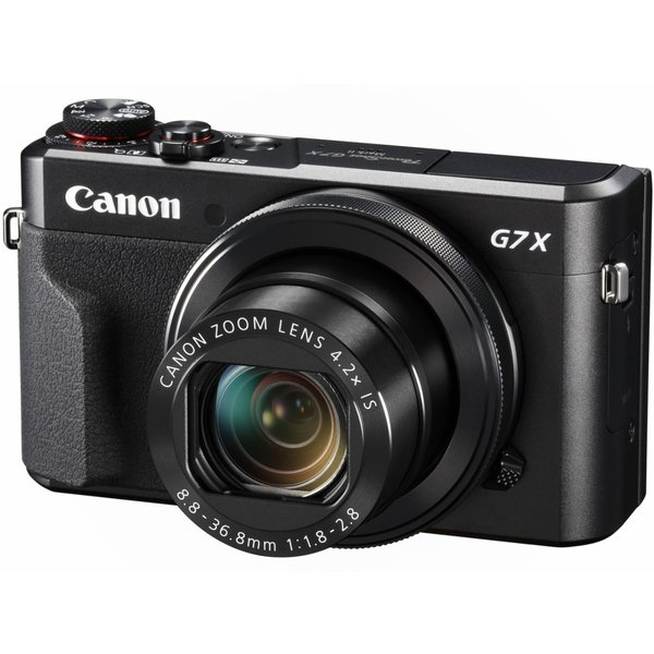 PowerShot G7 X Mark II/Canon
