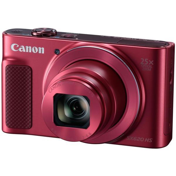 キヤノン 高倍率コンパクトカメラ PowerShot(パワーショット) PSSX620HS(RE) (PowerShot SX620HS)の画像