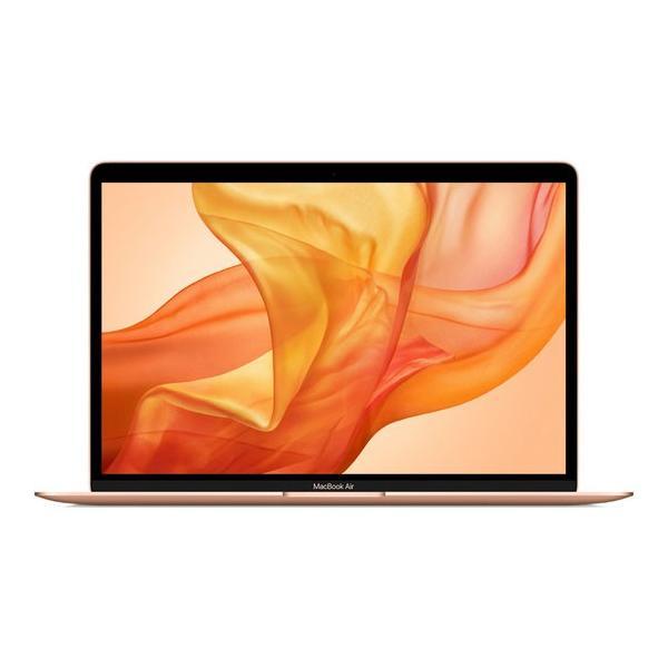 MacBook Air 13インチRetinaディスプレイ [2018年 /SSD 256GB /メモリ 8GB /1.6GHzデュアルコアIntel Core i5] ゴールド MREF2J/Aの画像