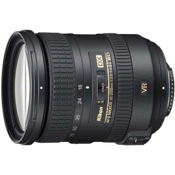 AF-S DX NIKKOR 18-200mm f/3.5-5.6G ED VR II/Nikon