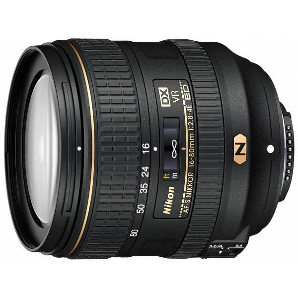 AF-S DX NIKKOR 16-80mm f/2.8-4E ED VR/Nikon