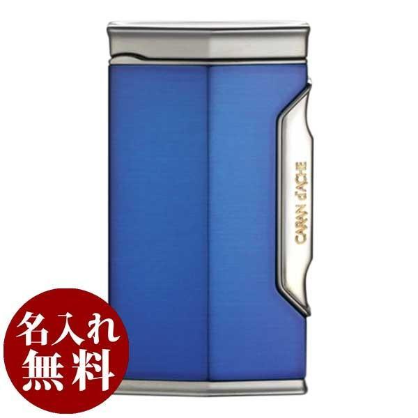 CARAN d'ACHE カランダッシュ ターボライター CD01 黒ニッケル|ダークブルー CD01-1102 適合リフィル(ガス or オイル)1本無料進呈