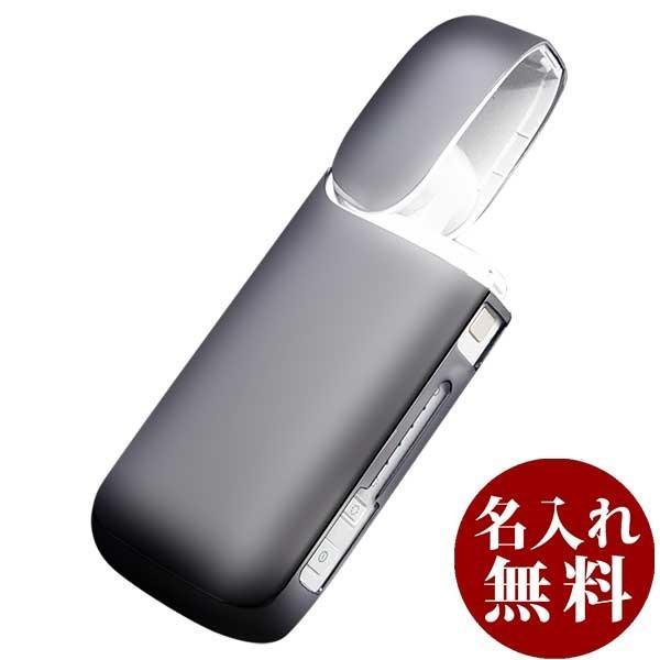 加熱式タバコケース i-STYLES IQOS アイコスケース ブラック ISP-004-BK