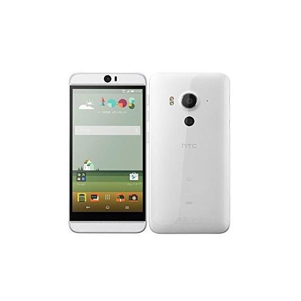 HTV31 HTC J Butterfly au 白 [Silk] HTC 新品 未使用品 白ロム スマートフォン|akimoba