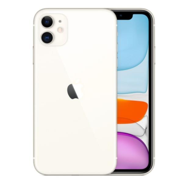 SIMフリー 未開封新品 iPhone11 64GB ホワイト [White] 電源・イヤホン付属パッケージ Apple MWLU2J/A iPhone本体 Model A2221