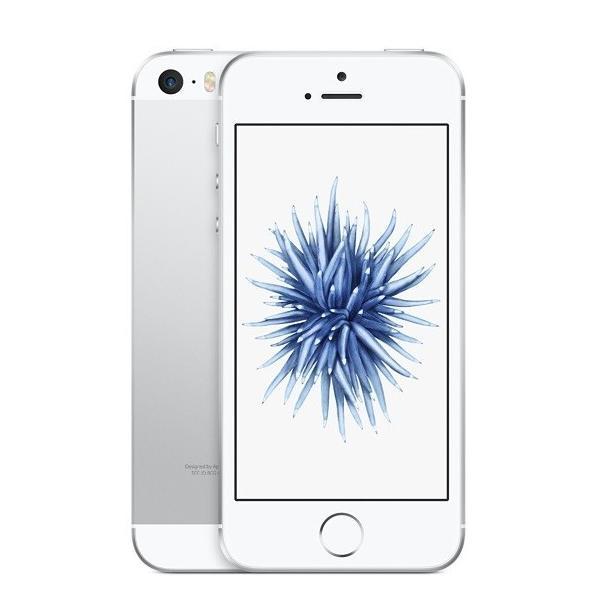 iPhone SE 32GB シルバー (MP832J/A) docomoの画像