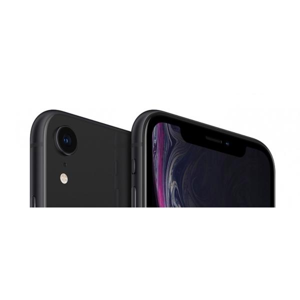 SIMフリー iPhoneXR 64GB ブラック [Black] 新品未開封 Apple iPhone本体 MT002J/A スマートフォン Model A2106 白ロム|akimoba|02