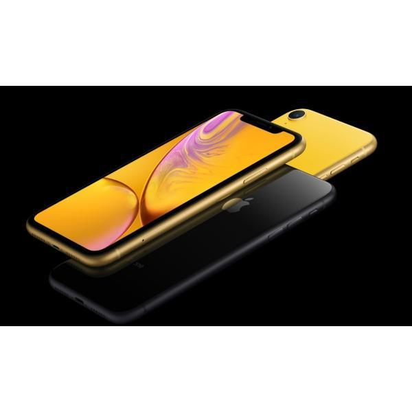 SIMフリー iPhoneXR 64GB ブラック [Black] 新品未開封 Apple iPhone本体 MT002J/A スマートフォン Model A2106 白ロム|akimoba|04