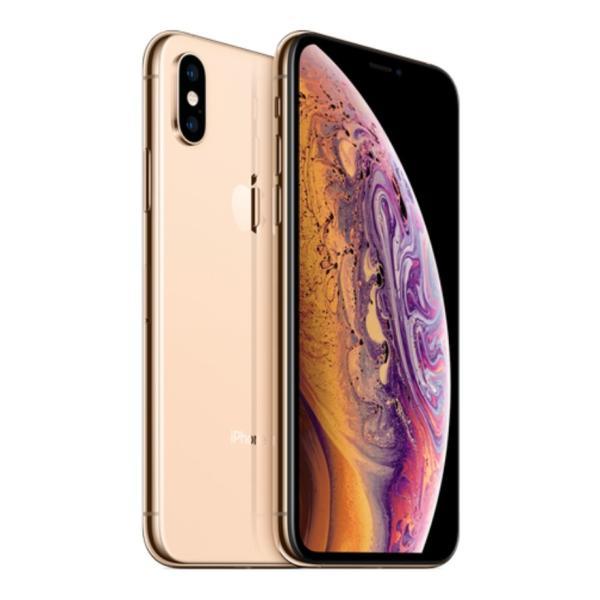 SIMフリー iPhoneXS 64GB ゴールド [Gold] 新品未使用 Apple iPhone本体 MTAY2J/A スマートフォン Model A2098 白ロム|akimoba