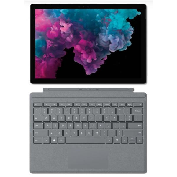 LJK-00025 Windowsタブレット ノートパソコン Surface Pro 6(サーフェスプロ6) シルバー [12.3型 /intel Core i5 /SSD:128GB /メモリ:8GB /2019年2月モデル]の画像