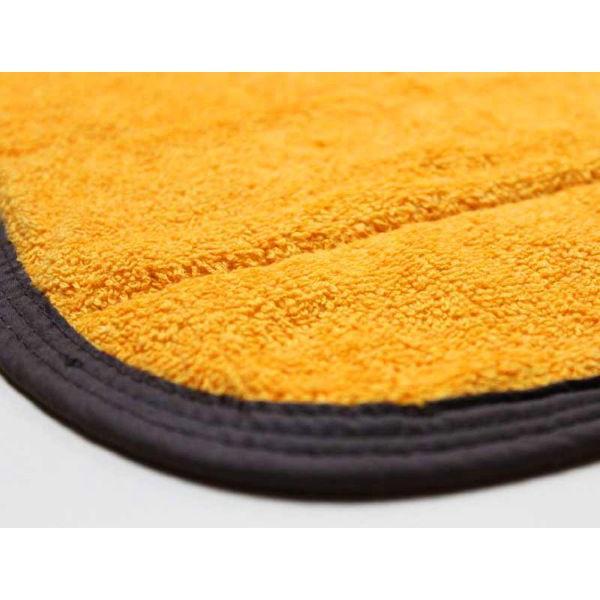 ゴールド 厚手 約70×130cm・2000匁・まとめ買い 送料無料 10枚セット スレン染め 業務用 サウナマット