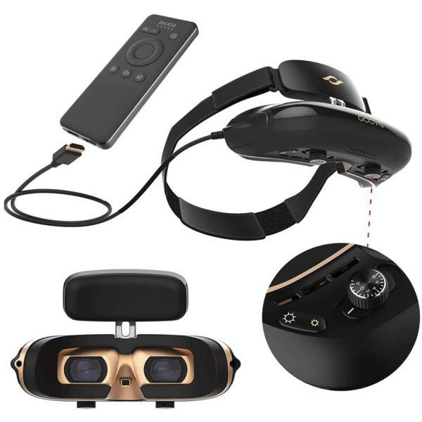 GOOVIS Pro VRゴーグル VRヘッドセット ヘッドマウントディスプレイ akindoyamaru 02