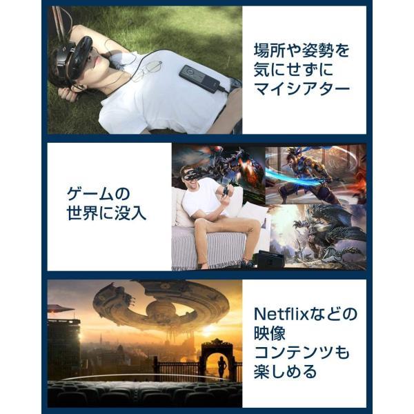 GOOVIS Pro VRゴーグル VRヘッドセット ヘッドマウントディスプレイ akindoyamaru 06