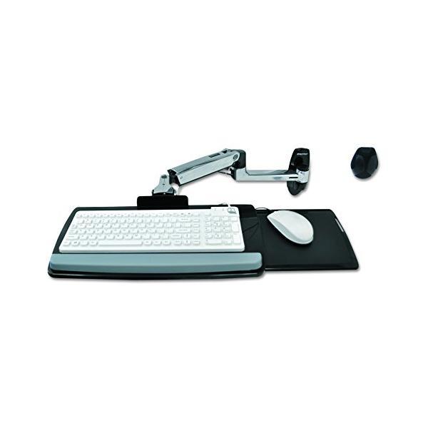 エルゴトロンLXキーボード用アームトレイ付45-246-026