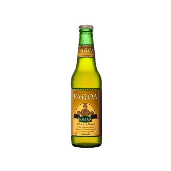 スペインビールspainパゴアオリア・ピルスナー330ml/24本.ik