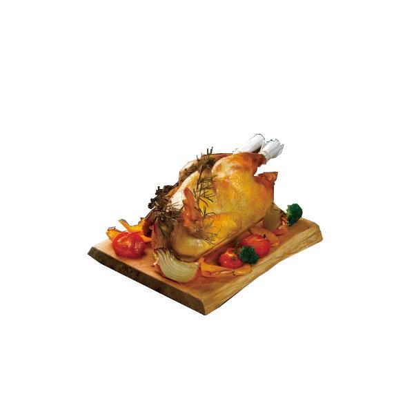 比内地鶏ローストチキン       【かづのわくわくファクトリー】