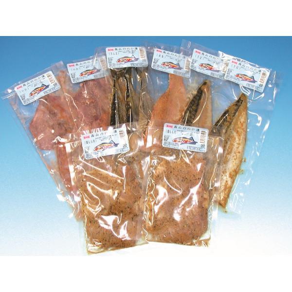 高山のぬか漬 Aセット(No.1) さんま サンマ さば 鯖 鶏モモ 鶏肉 いか 赤魚[冷凍・高山食品]|akitagokoro