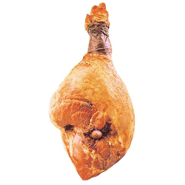 骨付きハム DA-Z 国産豚肉100%  熟成 お歳暮 お中元 秋田 受注生産 [田園ハム]冷蔵