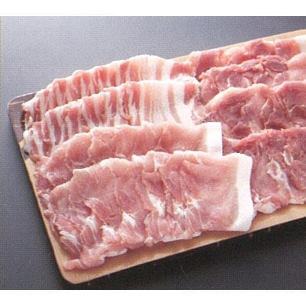 しゃぶしゃぶセット 豚肉 ステーキ お歳暮 お中元 秋田 おみやげ バーベキュー コクがありさっぱり[冷凍・八幡平ポーク]|akitagokoro