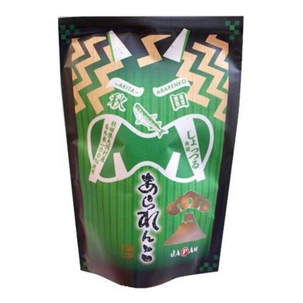 あられんこ しょっつる味 秋田 煎餅 あられ おかき 海鮮珍味 魚醤 おやつ 安い [秋田いなふく米菓]|akitagokoro