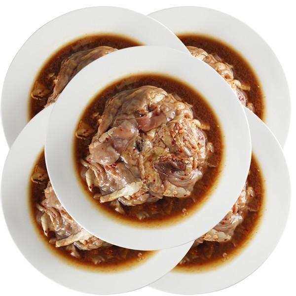 ホルモン 3.5kg(約10人前) 秋田鹿角名物豚ホルモン焼き 焼肉  バーベキュー 甘辛い秘伝のタレ[ホルモン幸楽]冷凍|akitagokoro|04