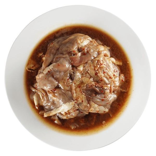ホルモン 700g(約2人前) 秋田鹿角名物豚ホルモン焼き お試しサイズ 焼肉 バーベキュー 甘辛い秘伝のタレ [ホルモン幸楽]冷凍|akitagokoro|04