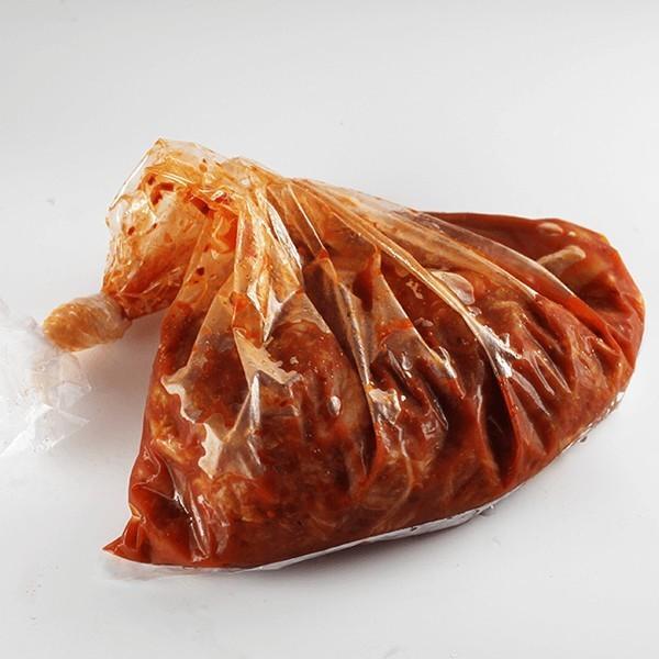 キムチ (300g) 秋田鹿角名物豚ホルモン 幸楽の美味しいキムチ やみつき 焼肉 バーベキュー[ホルモン幸楽]冷凍|akitagokoro|02