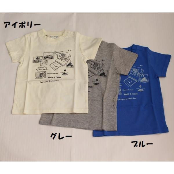 ポラロイド写真 半袖Tシャツの画像1