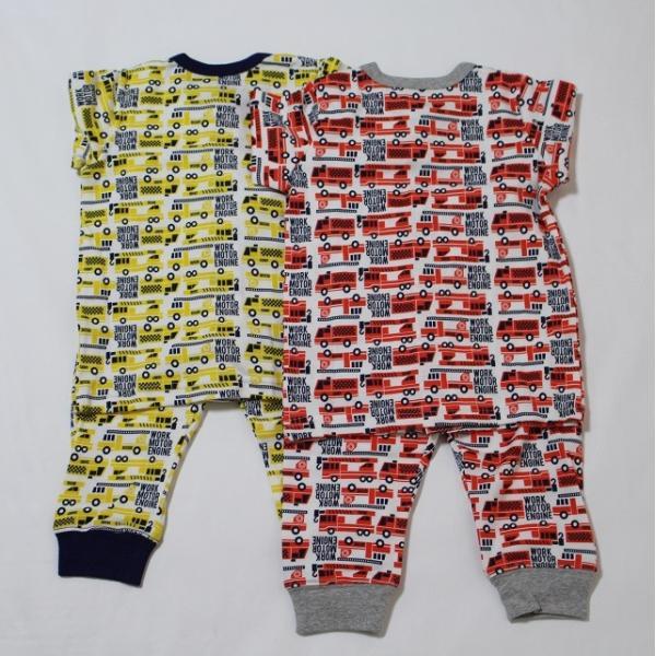 レスキュー前開きパジャマの画像2